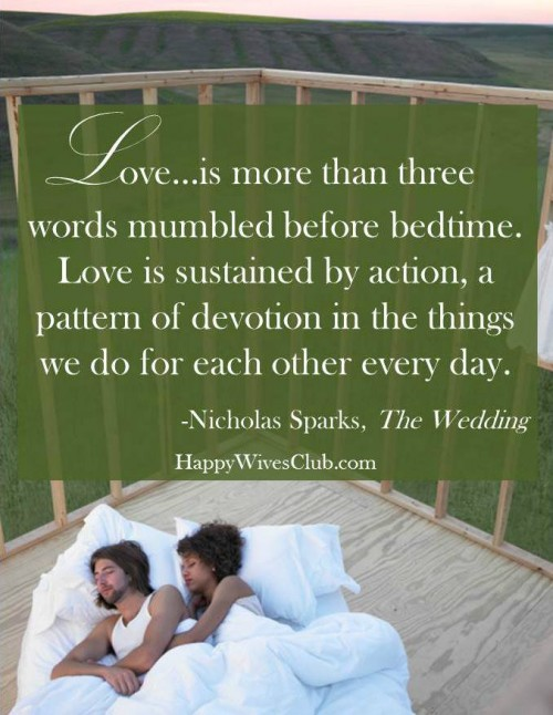 Love Is More