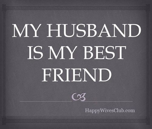 My best friends husband