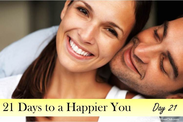 A Happier You. Today.