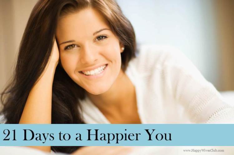 21 Days to a Happier You