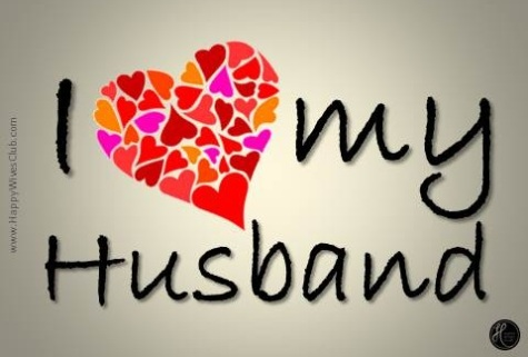 Wallpaper Love You Husband : I Love My Husband Happy Wives club