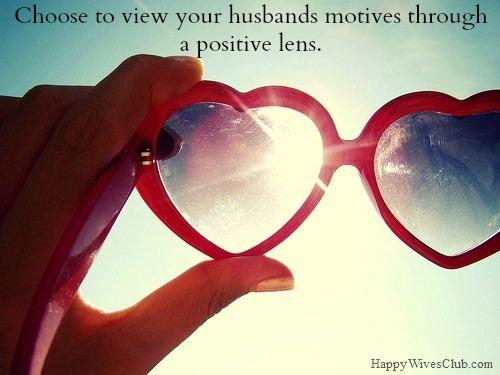 Perception is a Choice