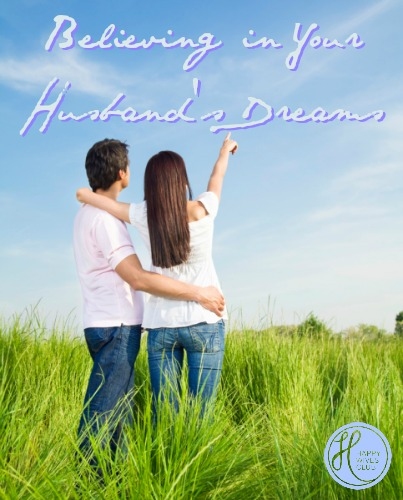 Marriage Mondays: 3 Easy Steps to Achieving Your Dreams {& His}