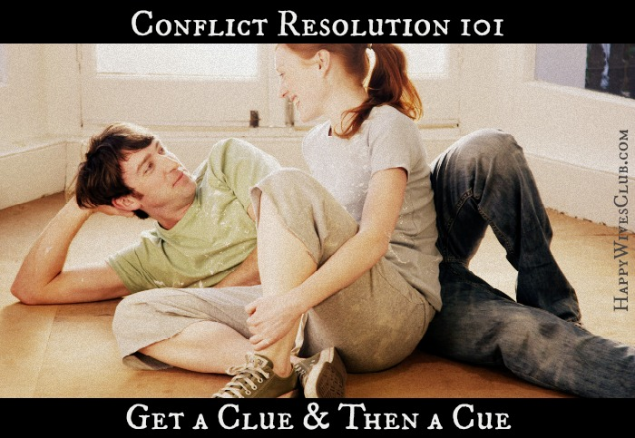 Marriage Mondays: Conflict Resolution 101 {& Link Up}