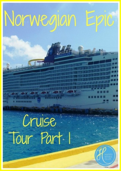 Epic Cruise Tour Part 1
