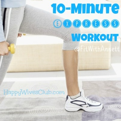 10-Minute Express Workout