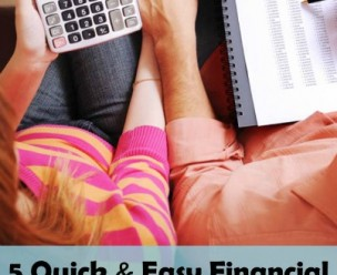 5 Quick and Easy Financial Tips for Couples in Debt