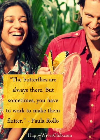 5 Ways to Revive Those Butterflies