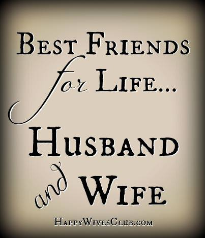 Best Love Quotes For Wife : Husband and Wife Happy Wives Club
