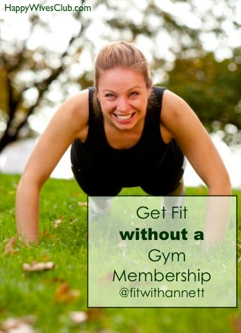 Get Fit Without A Gym Membership