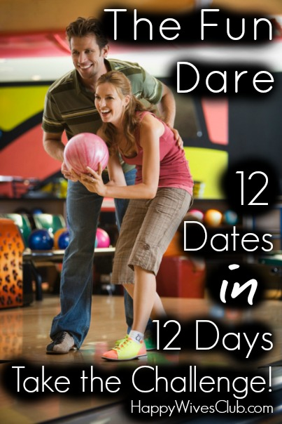 The Fun Dare 12 Dates in 12 Days