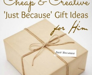 top 35 cheap creative gift ideas for him