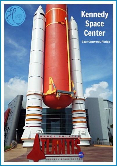 For the Love of Space – A Tour of the Kennedy Space Center