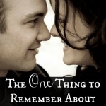 The One Thing to Remember About Your Husband