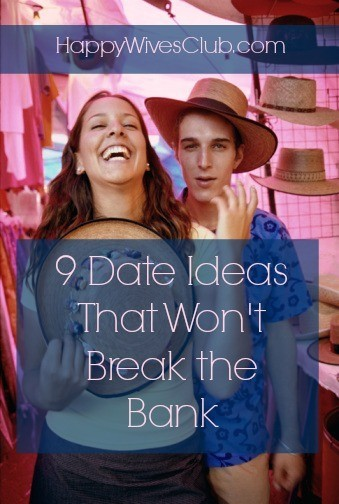 9 Date Ideas That Won't Break the Bank