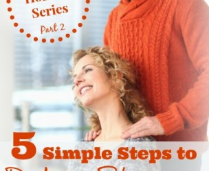 5 Simple Steps to Reducing Stress this Holiday Season