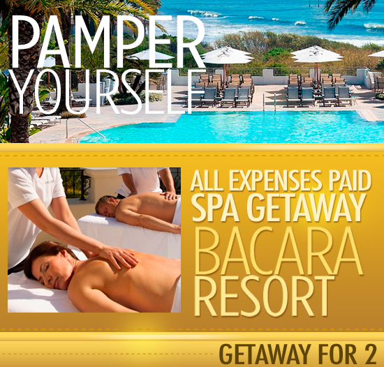 """Pamper Yourself"" 5-Star Spa Getaway for Two"