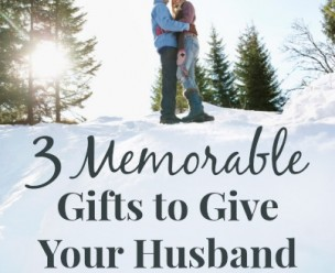 3 memorable gifts to give your husband this christmas - Best Christmas Gift For Husband