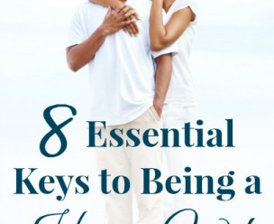 8 Essential Keys to Being a Happy Wife