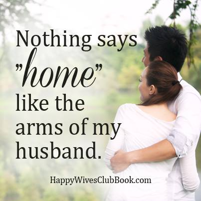 the arms of my husband happy wives club