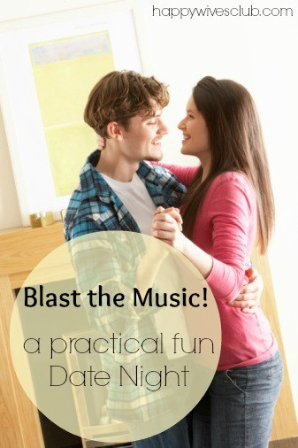 Blast the Music - a Practical Fun Date Night