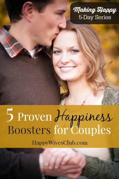 5 Proven Happiness Boosters for Couples