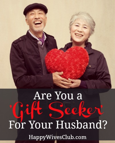 Are You a Gift Seeker For Your Husband
