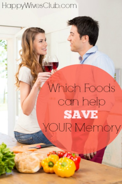 Which Foods Can Help Save Your Memory?