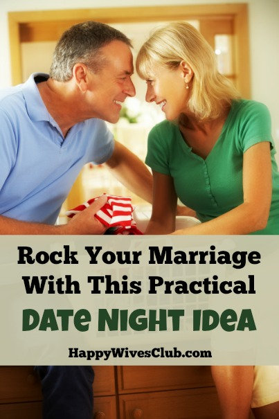 Practical Date Night Idea That Will Rock Your Marriage