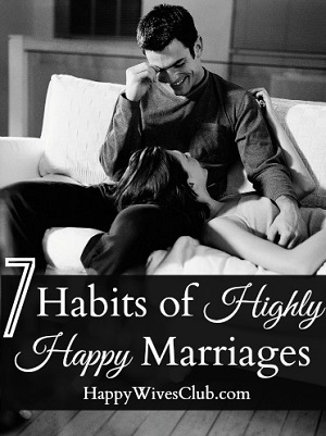 7 Habits of Highly Happy Marriages - 300 x 401