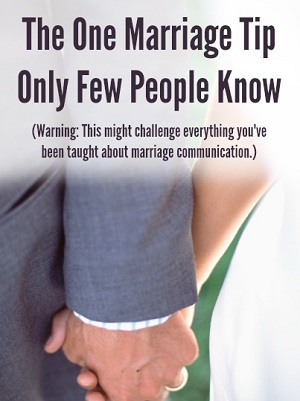 The One Marriage Tip Only Few People Know - 300 x 401