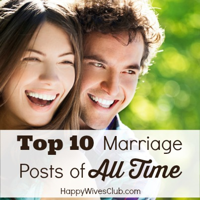 Top 10 Marriage Posts of All Time