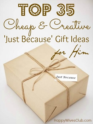 Top 35 Cheap & Creative Gift Ideas for Him - 300 x 401