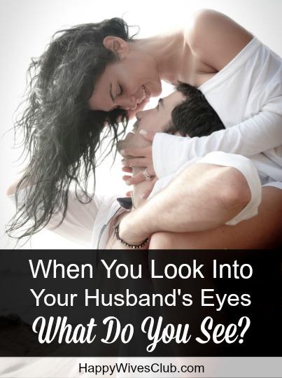 Your Husbands Eyes