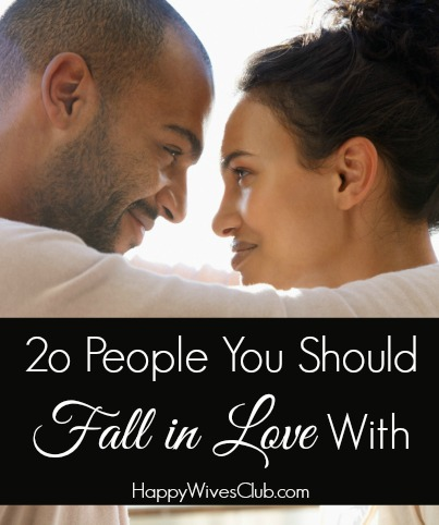 20 People You Should Fall In Love With