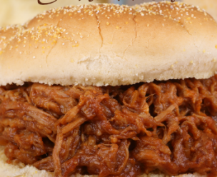 Easy Pulled Pork Sandwich 2