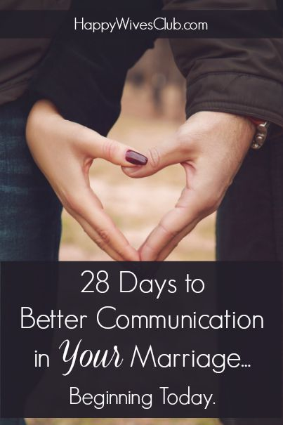 Question Everything You Know…Especially, About Marriage Communication