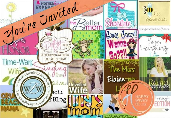 You're Invited to Marriage Mondays {Link Up}