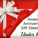 25 Awesome Anniversary Gift Ideas for Under $25