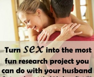 The 4 Benefits of Making Love--For Her!