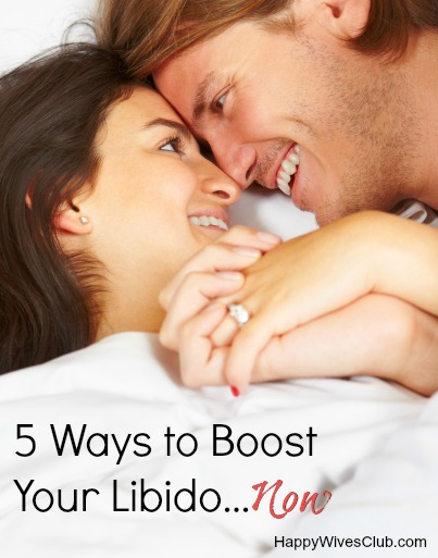 5 Ways to Boost Your Libido…Now