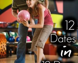 The Fun Dare 12 Dates in 12 Days
