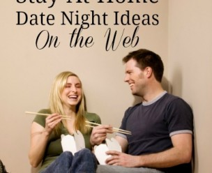 Top 20 Stay-At-Home Date Night Ideas