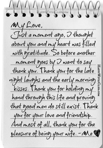 love letter to my wife my letter happy club 23492 | 1235168 10151825394258346 1313058243 n 1