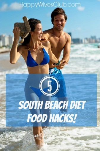 5 South Beach Diet Phase 1 Food Hacks