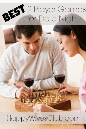 The BEST 2 Player Games for Date Night!