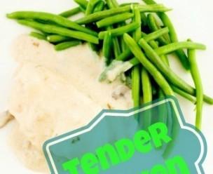 Granma Pruitt's Tender Chicken