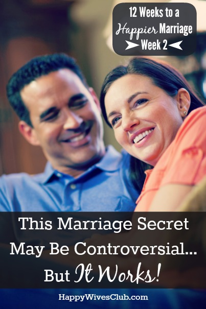 This Happy Marriage Rule Is Controversial...But It Works