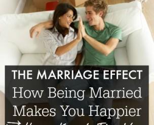 The Marriage Effect - II